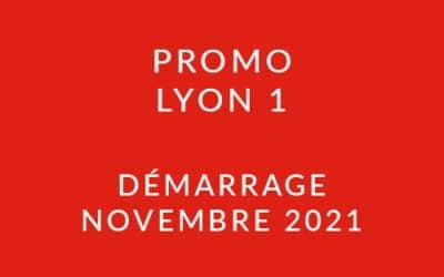 Démarrage Promo 1 Lyon – Formation « Coach professionnel »