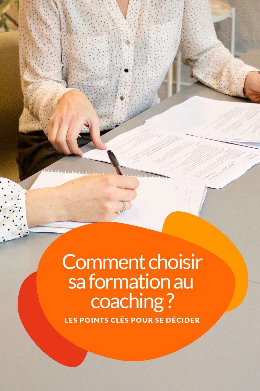 Comment choisir sa formation au coaching professionnel