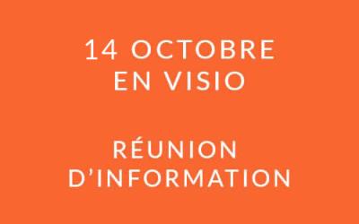"""Formation """"Coach professionnel"""" – Réunion d'information 14/10/21"""